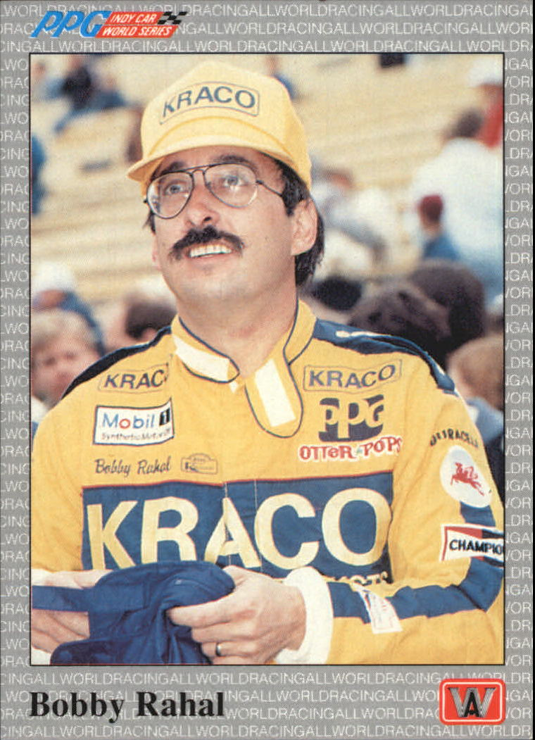 1991 All World Indy #9 Bobby Rahal