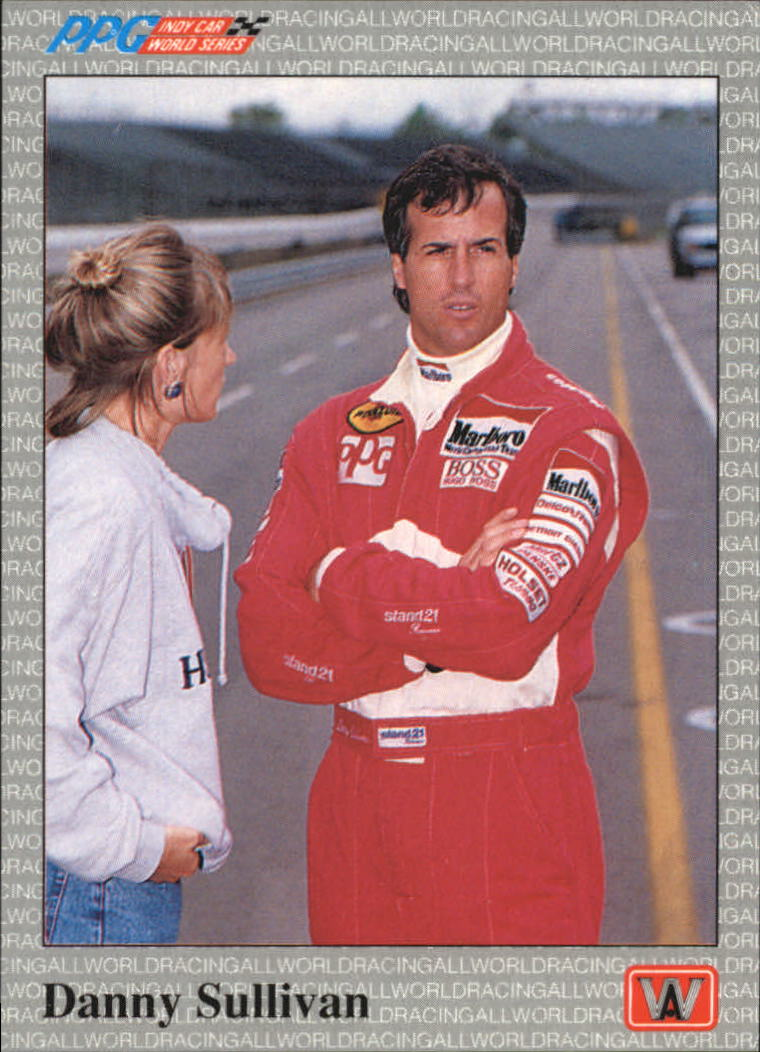 1991 All World Indy #10 Danny Sullivan