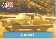 1991 Pro Set Petty Family #8 Lee Petty's Car 1953