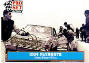 1991 Pro Set Petty Family #19 Richard Petty's Car 1964
