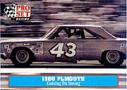 1991 Pro Set Petty Family #21 Richard Petty's Car 1966