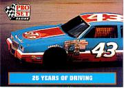1991 Pro Set Petty Family #38 Richard Petty's Car 1983