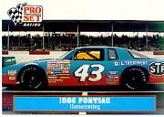 1991 Pro Set Petty Family #41 Richard Petty's Car 1986