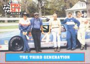 1991 Pro Set Petty Family #49 Richard Petty/Maurice Petty