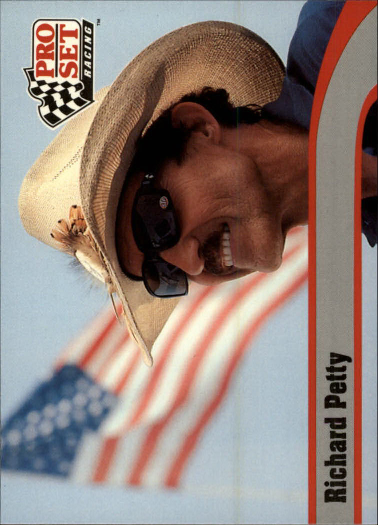 1992 Pro Set #43 Richard Petty