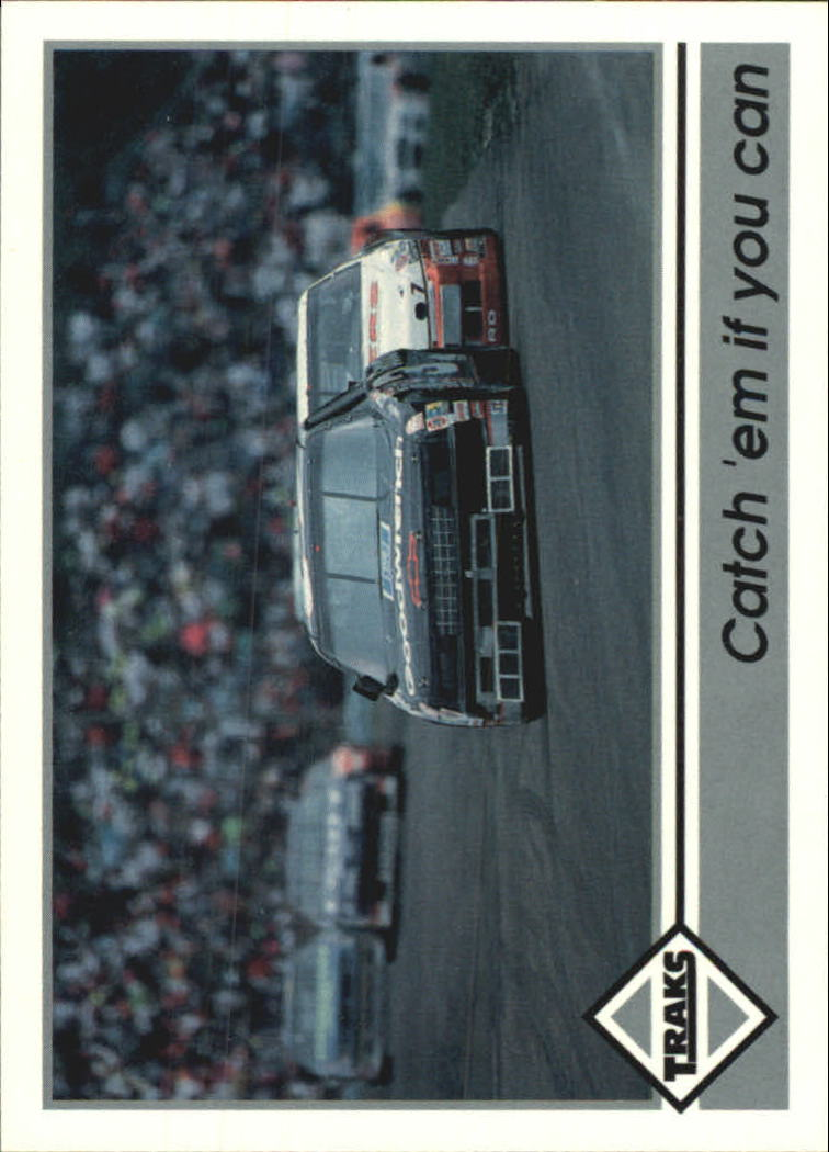 1992 Traks #193 Dale Earnhardt's Car CL