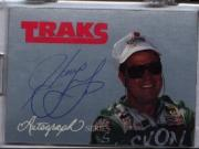 1992 Traks Autographs #A3 Harry Gant