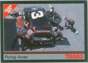 1992 Traks Team Sets #4 Dale Earnhardt's Car