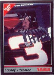 1992 Traks Team Sets #17 Dale Earnhardt