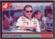 1992 Traks Team Sets #18 Dale Earnhardt