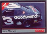 1992 Traks Team Sets #19 Dale Earnhardt's Car