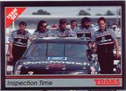 1992 Traks Team Sets #20 Dale Earnhardt's Car