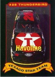 1992 Maxx Texaco Davey Allison #2 Davey Allison's Car