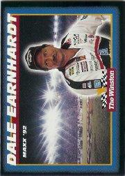 1992 Maxx The Winston #14 Dale Earnhardt