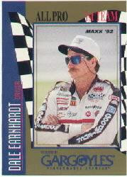 1992 Maxx All-Pro Team #1 Dale Earnhardt