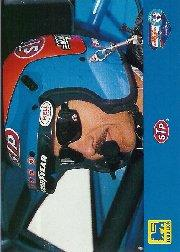 1992 Food Lion Richard Petty #23 Richard Petty in Car