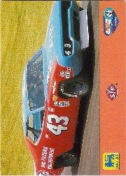 1992 Food Lion Richard Petty #27 Richard Petty's Car