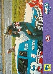 1992 Food Lion Richard Petty #34 Richard Petty w/Car