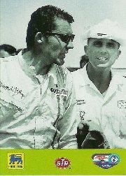 1992 Food Lion Richard Petty #98 Richard Petty w/Brother
