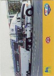 1992 Food Lion Richard Petty #115 Richard Petty's Transporter