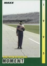 1993 Maxx #156 Richard Petty MM