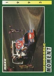 1993 Maxx #245 Richard Petty w/Car MM
