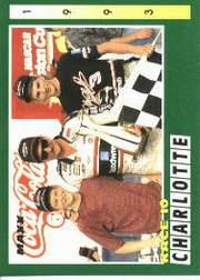 1993 Maxx #274 Dale Earnhardt YR/Jr./Kerry