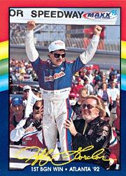 1993 Maxx Jeff Gordon #11 Jeff Gordon