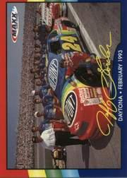 1993 Maxx Jeff Gordon #14 Jeff Gordon w/Crew