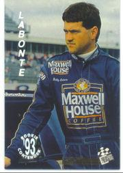 1993 Press Pass Previews #19 Bobby Labonte