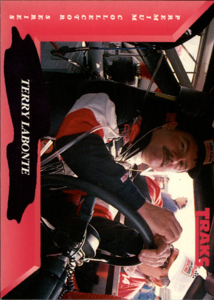 1993 Traks #14 Terry Labonte