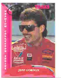 1993 Traks First Run #39 Jeff Gordon