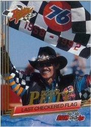 1993 Wheels Rookie Thunder #96 Richard Petty