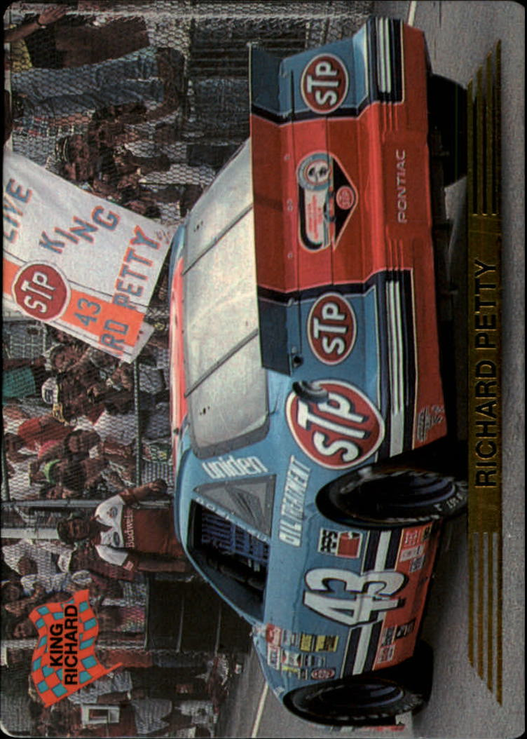 1993 Action Packed #50 Richard Petty's Car KR