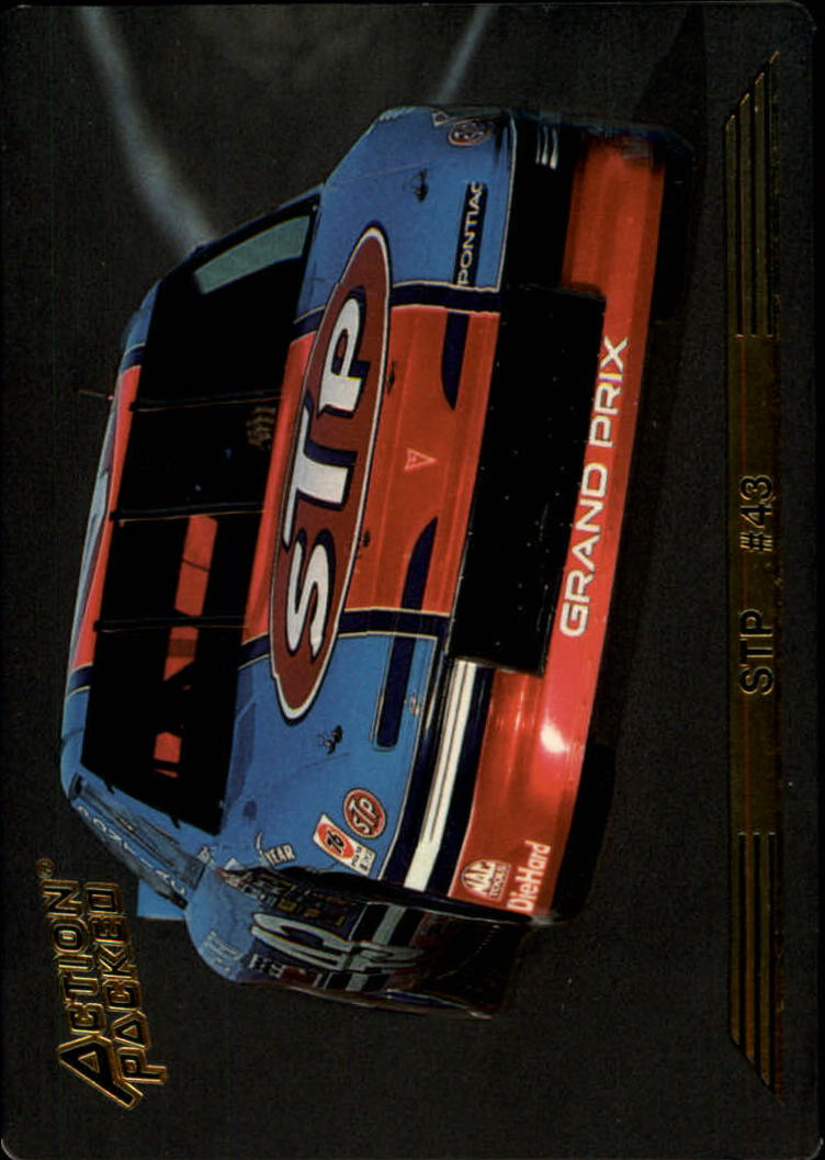 1993 Action Packed #82 Richard Petty's Car