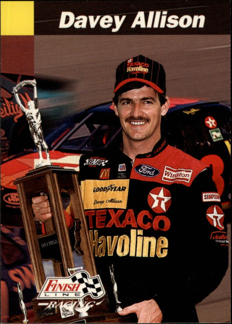1993 Finish Line #66 Davey Allison
