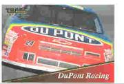1994 Traks #10 Jeff Gordon's Car