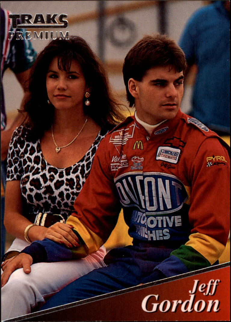 1994 Traks #171 Jeff Gordon
