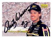 1994 Traks Autographs #A12 Rusty Wallace