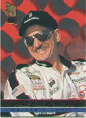 1994 VIP Driver's Choice #DC1 Dale Earnhardt