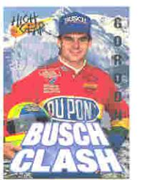 1994 Wheels High Gear #97 Jeff Gordon BC