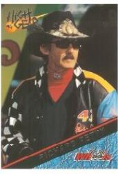1994 Wheels High Gear Gold #28 Richard Petty
