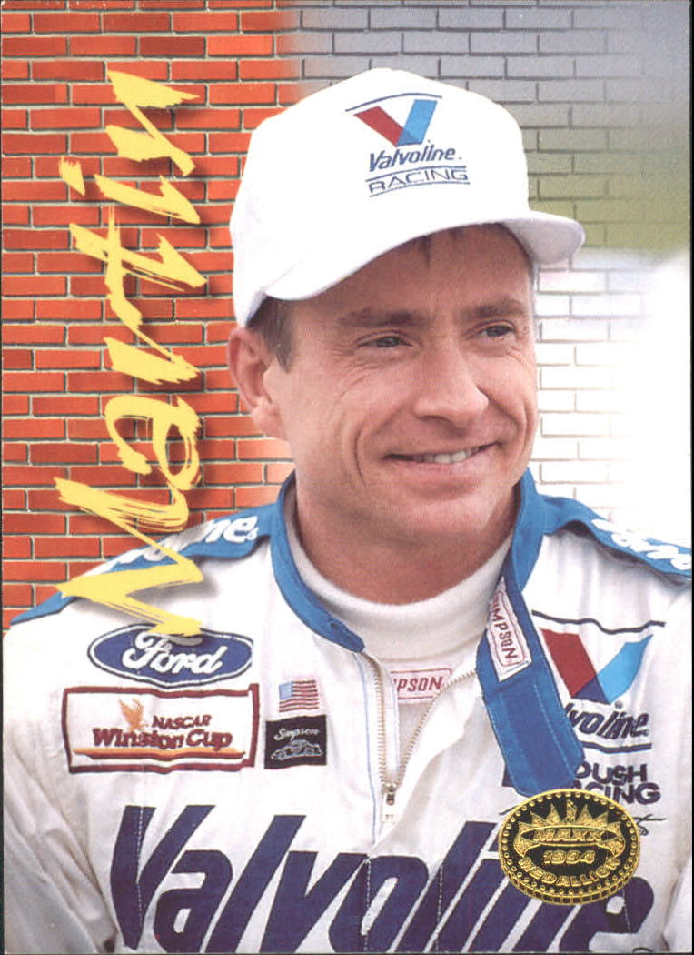 1994 Maxx Medallion #33 Mark Martin