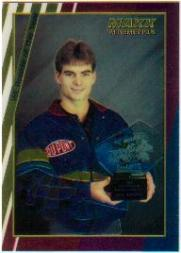 1994 Maxx Premier Plus #46 Jeff Gordon WC ROY