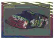 1994 Maxx Premier Plus #65 Jeff Gordon's Car