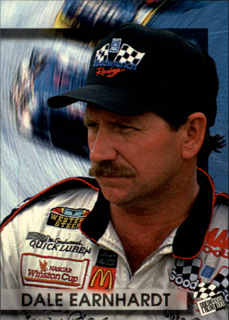 1994 Press Pass #5 Dale Earnhardt