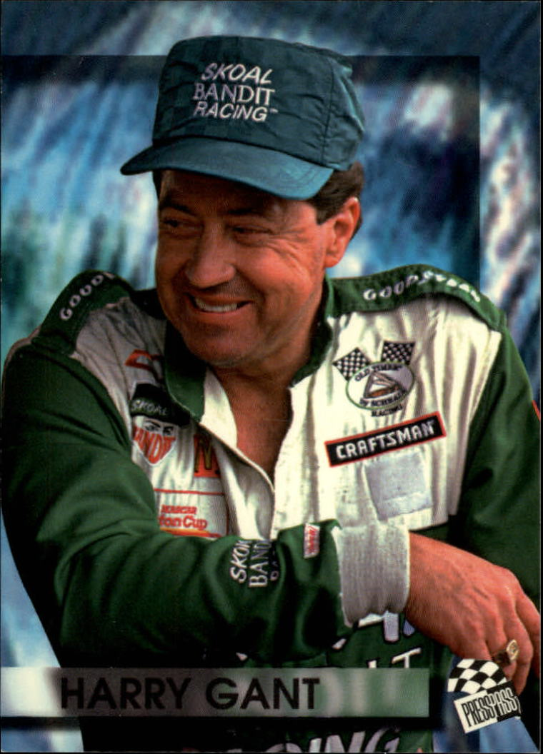 1994 Press Pass #6 Harry Gant