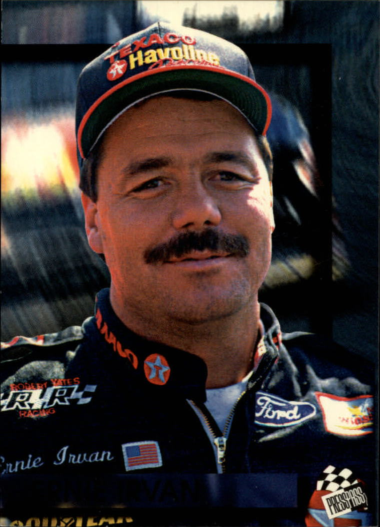 1994 Press Pass #11 Ernie Irvan