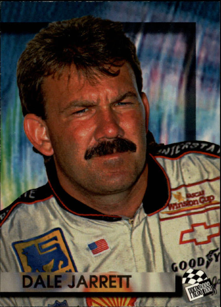 1994 Press Pass #12 Dale Jarrett
