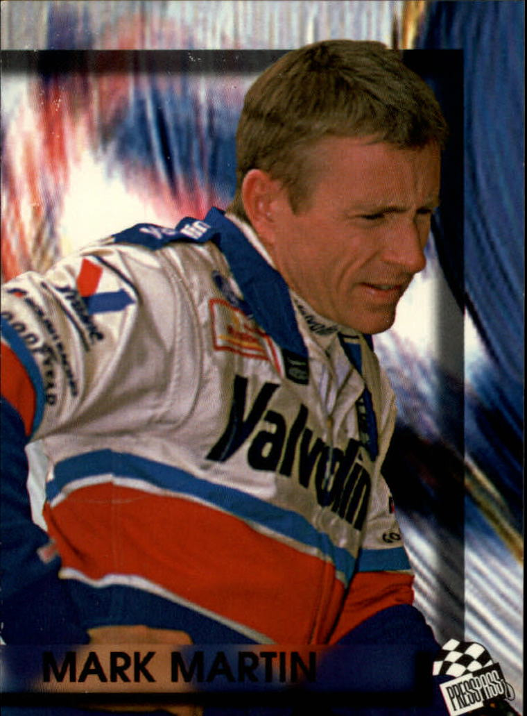 1994 Press Pass #17 Mark Martin
